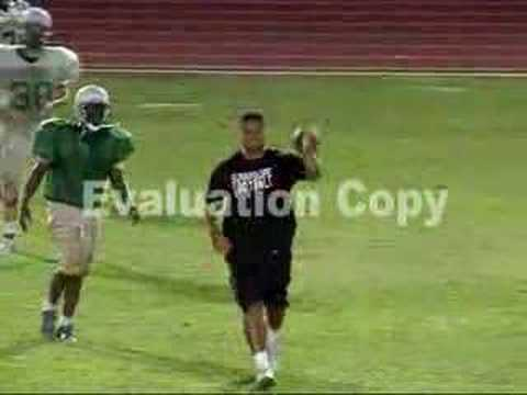 Rugby vs Football (Tongan Style) Inside Center*