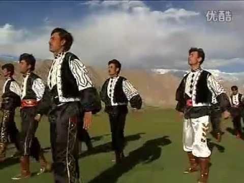China, the Tajik Autonomous region