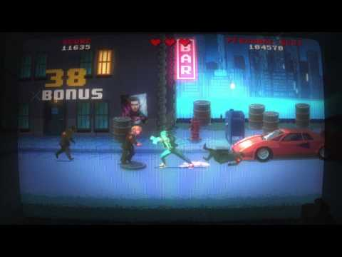 Kung Fury: Street Rage | Game Trailer