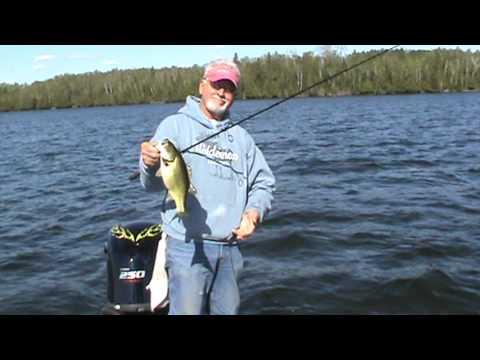 Smallmouth Fishing On Turtle Lake Bigfork Mn Youtube