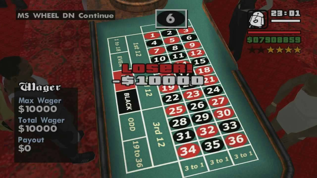 Gta sa gambling skill cheat gambling