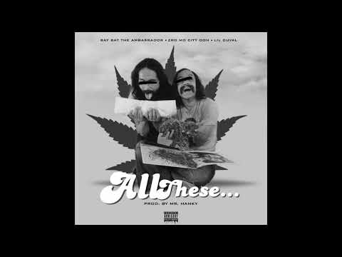 Hollyhood Bay Bay X Z Ro X Lil Duval - All These Drugs(Prod. By Mr. Hanky)