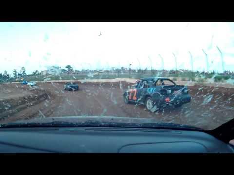 Gator Motorplex #7 Ecostock Heat Race 8-28-15