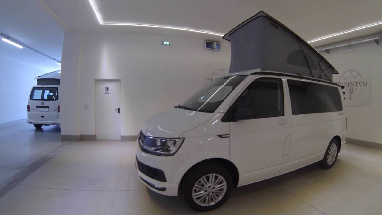 volkswagen t6 california beach 2016 youtube. Black Bedroom Furniture Sets. Home Design Ideas