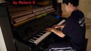 Relient K - Sadie Hawkins Dance (Piano Cover)