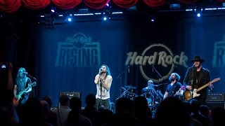 "The Blackfires - ""Gambit"" Live from Hard Rock Cafe, NYC (4.21.14)"