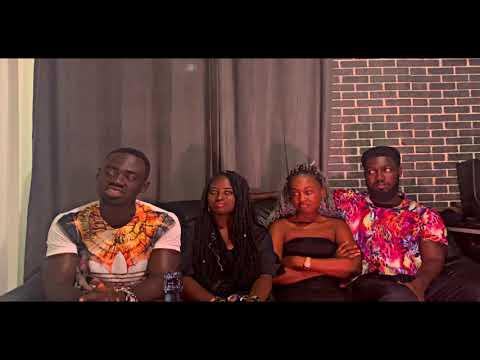 Mr Eazi - Supernova ( REACTION VIDEO ) Sharp Lane Chat Room ( Music Video Reviews - Nigeria )