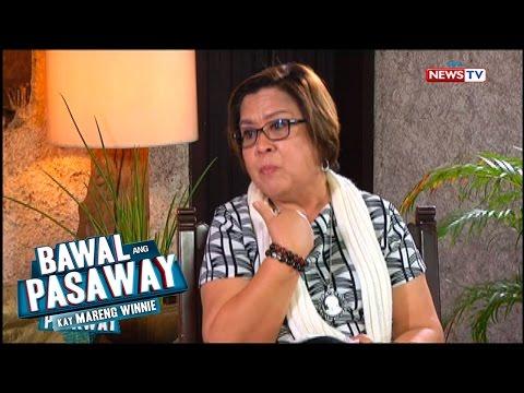 Bawal ang Pasaway: Senator De Lima, itinangging sangkot siya sa Bilibid drug trade