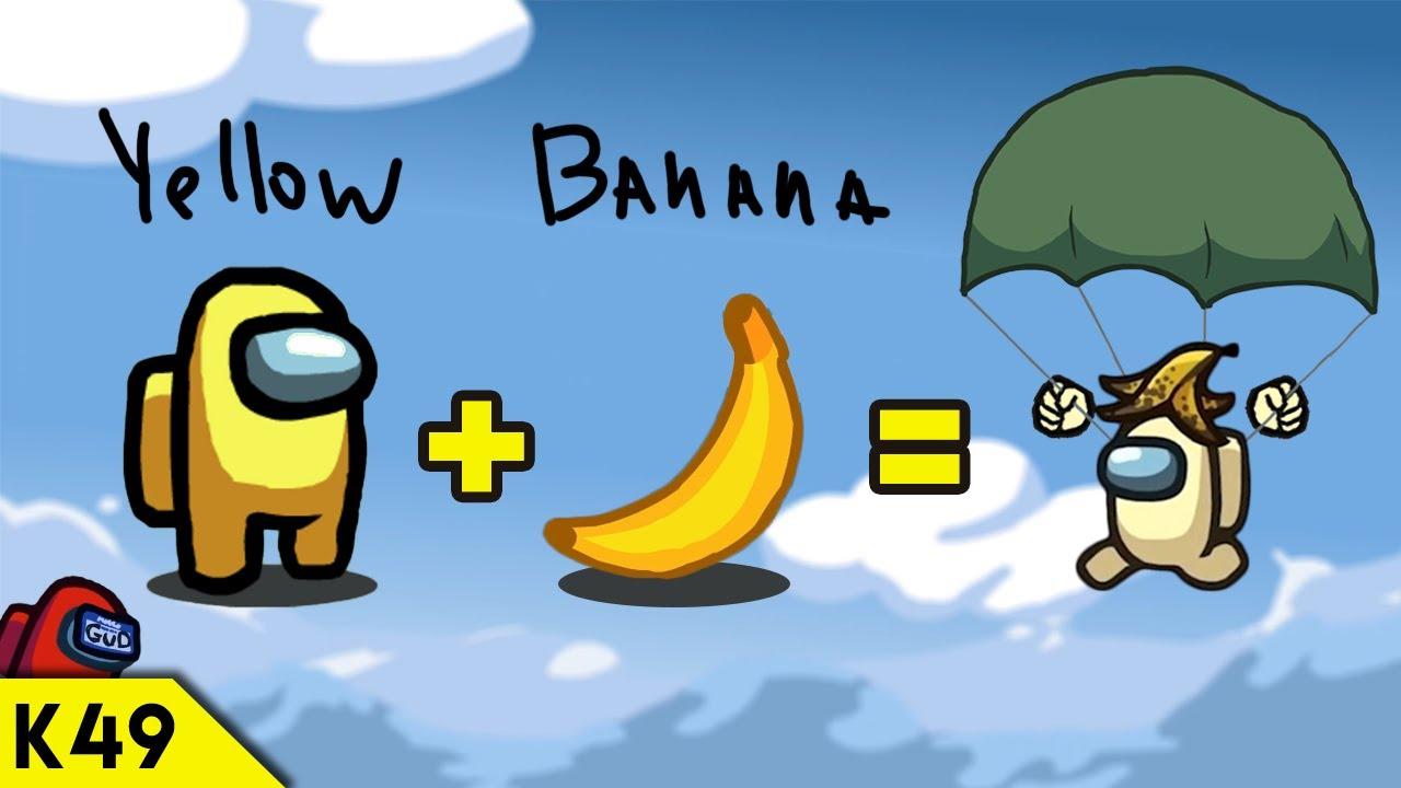 "Secret Story of the New Color ""Banana"" - Among Us"