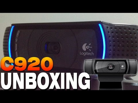 Logitech HD Pro Webcam C920 - Unboxing y comparación co... | Doovi