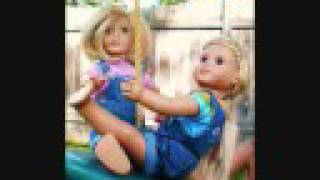 My American Girl Dolls Backyard Adventures.  1st Video !!  What Do You Think?