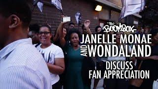 Janelle Monae and Wondaland Discuss Fan Appreciation on The Eephus Tour