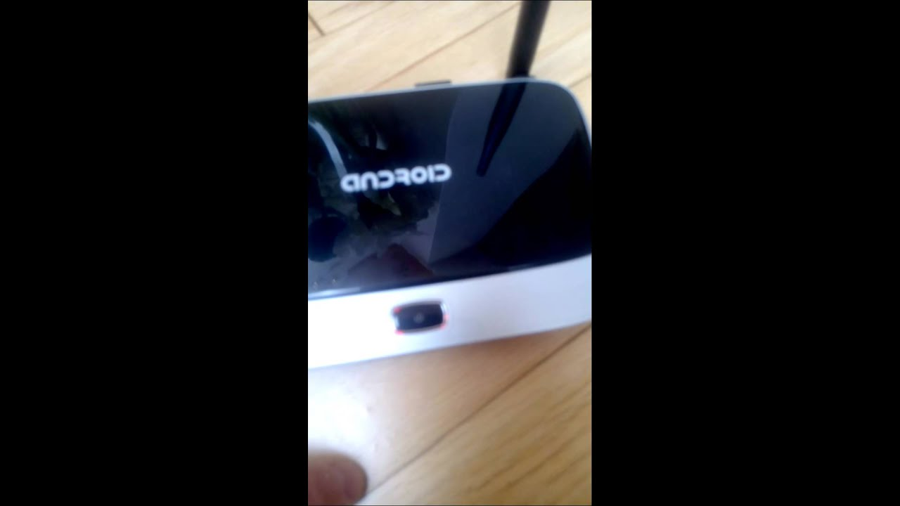 Faulty Q7 Android Box