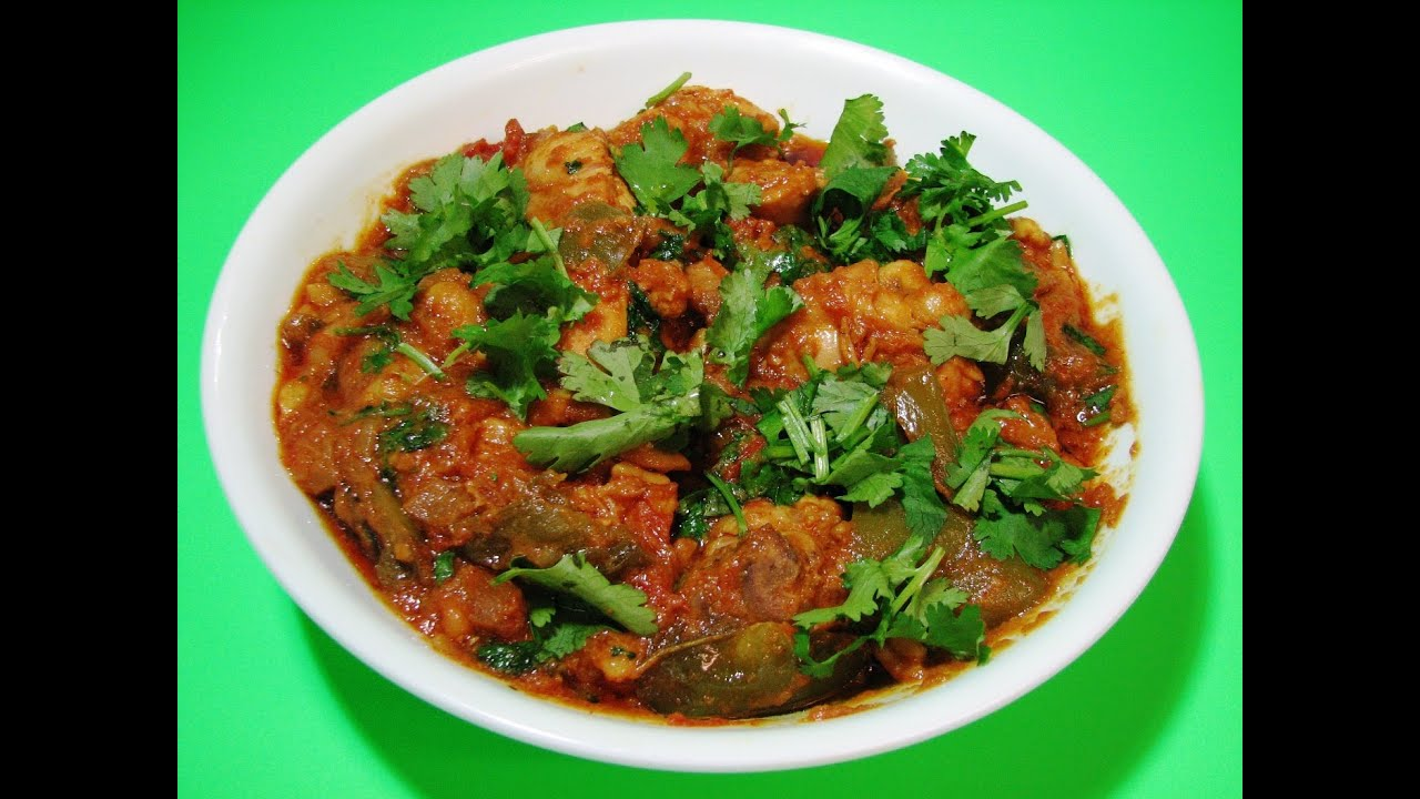 Chicken Curry Indian Style Youtube