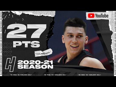 Tyler Herro 27 Points, 6 Threes Full Highlights vs Timverwolves | May 7, 2021 | 2020-21 NBA Season