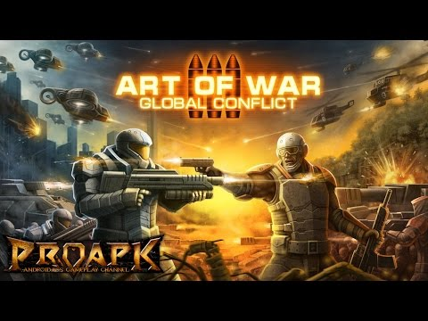 Art of War 3: Modern PvP RTS Gameplay iOS / Android