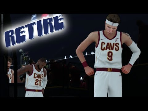 DJ Wants Retirement After This Happened In Playoff Game! NBA 2K18 My Career