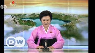 Kuzey Kore'de rejimin sesi - DW Türkçe
