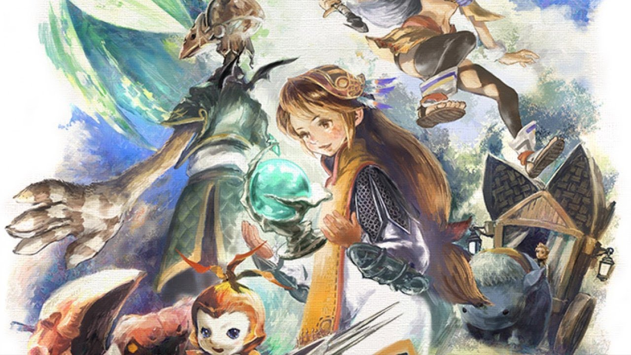 Final Fantasy: Crystal Chronicles Is My Favorite Final