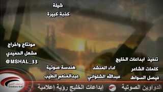 شيلة : ( كذبة  كبيرة ) ، للشاعر : فيصل السواط ، أداء : عبدالله الشلواني
