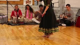 אננדה - מחול ומוזיקה הודית.