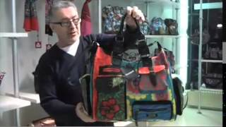 Phantasia Tasche von Desigual : Video Archiv von Milksugar+