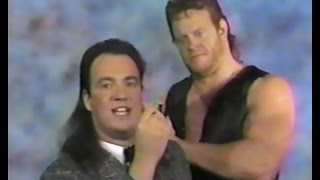 Mean Mark (managed by Paul Heyman) vs Lee Scott