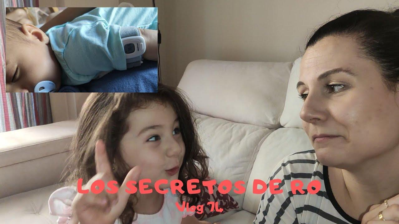 Vlog 74 - Le da reacción la primera dosis de la vacuna Bexero a Adrian  - LSDR