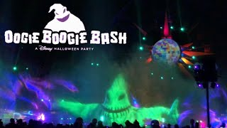 First Oogie Boogie Bash At Disneyland Resort! | Mickey's Trick & Treat, Villains Grove, and More!!!
