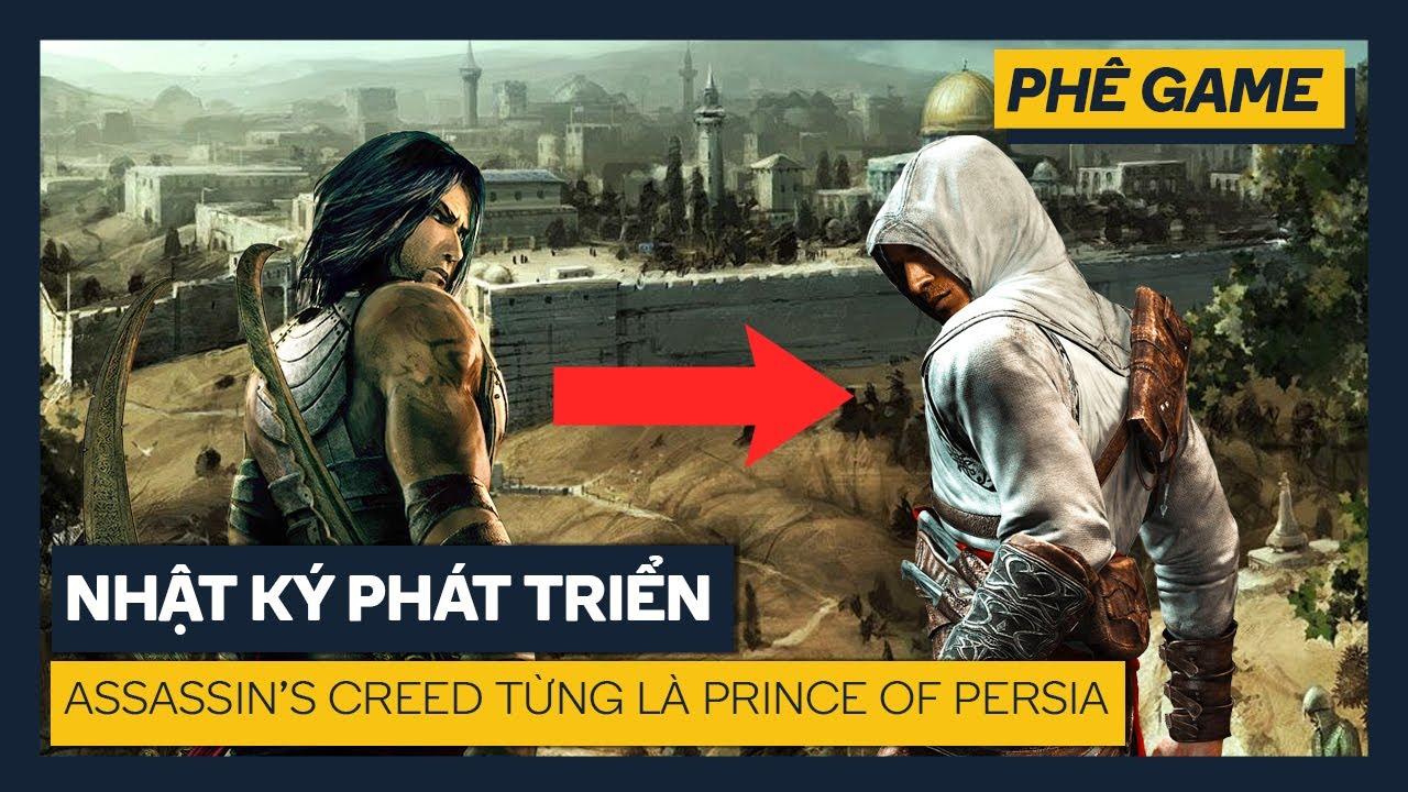 Assassin's Creed Được Tạo Ra Thế Nào   Lịch Sử Ngành Game   Phê Game