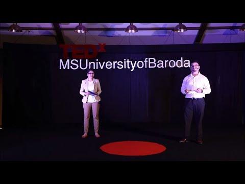 changing lives with CPR  | Isha & Shukanto | TEDxMSUniversityofBaroda