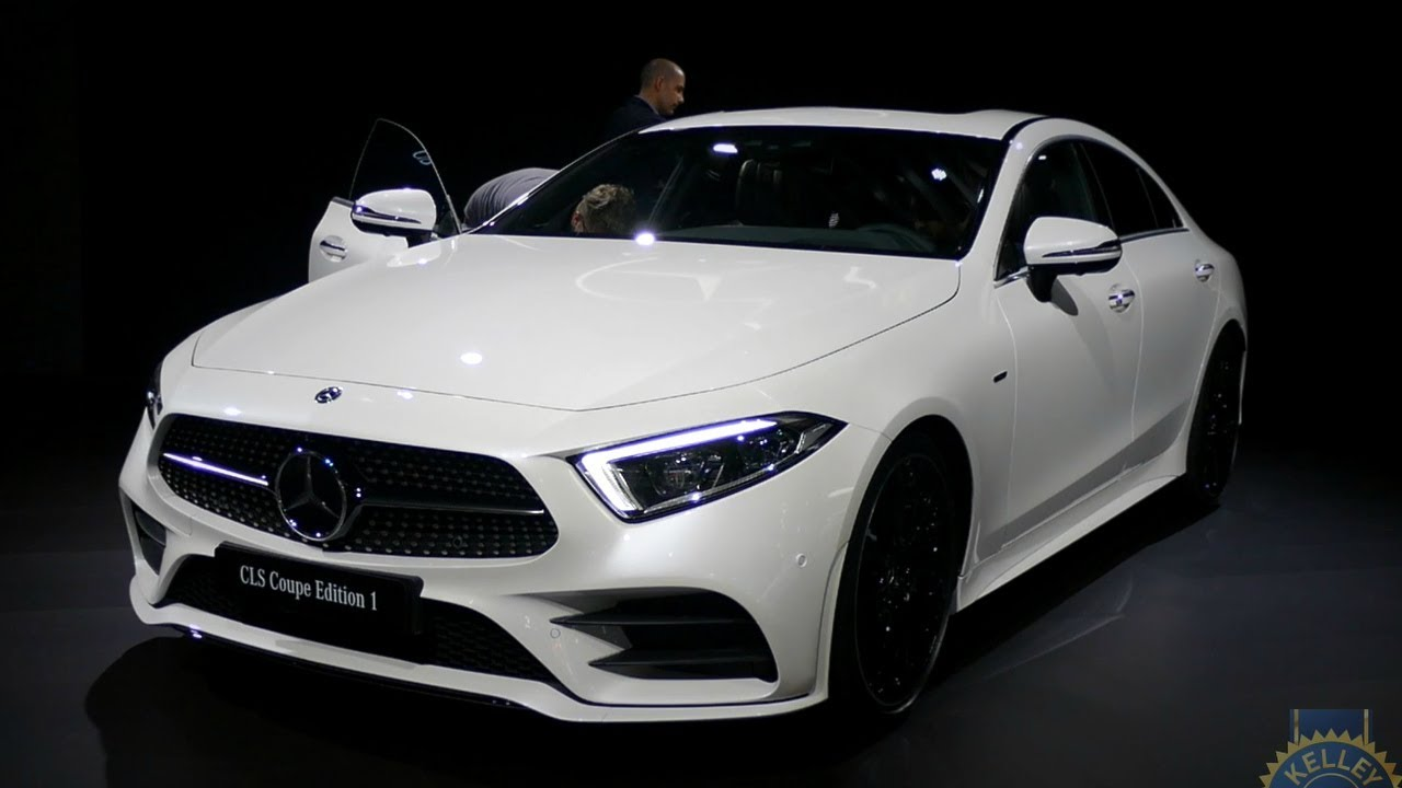2019 Mercedesbenz Cls 450  2017 Los Angeles Auto Show
