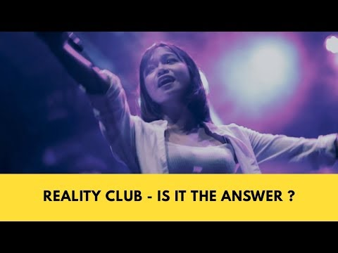 Reality Club - Is It The Answer ? Live At Freedom Phase 11