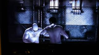 Ps3 Move - the Fight Light Out Training