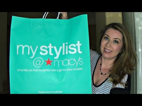 af0f8716e85 Macy s Clothing Haul-Cute and Comfy - YouTube