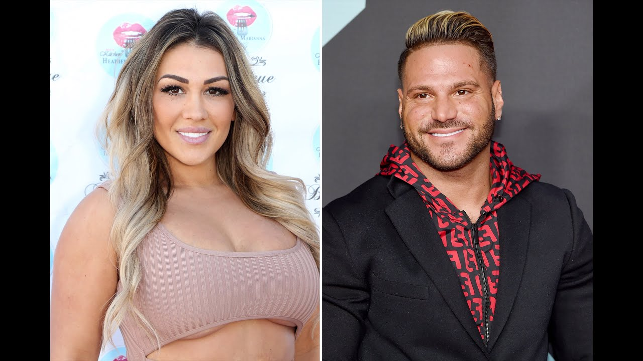 Jersey Shore's Ronnie Arrested For Kidnapping After Domestic Dispute With Jen Harley
