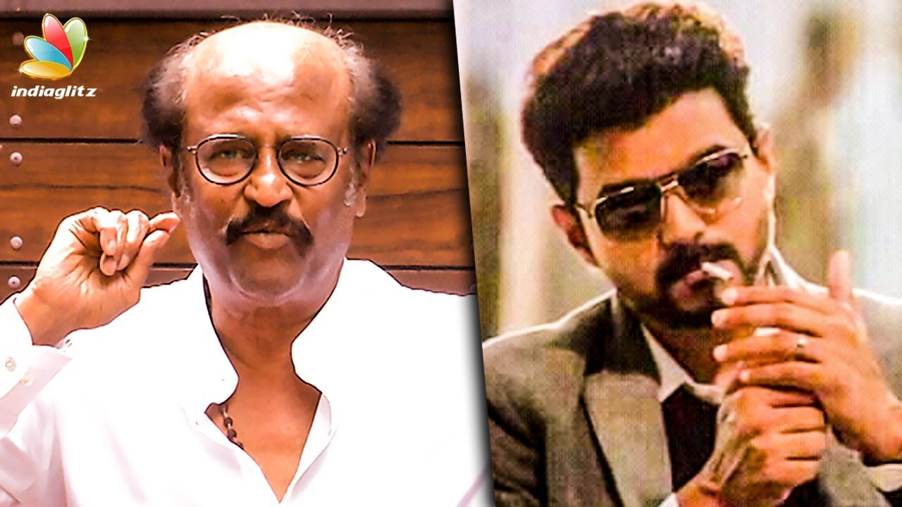 We Pay Tax to Do It : Rajinikanth Speech | Vijay Vs ADMK | Sarkar Controversy