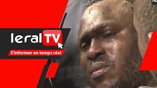 Les larmes de Modou Lo après sa défaite contre Balla Gaye 2