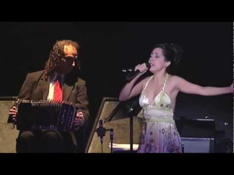 Noelia Moncada (Che Bandoneon con Fabio Hager Sexteto)