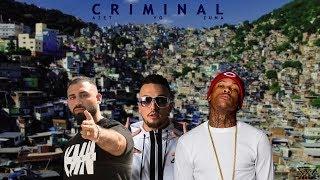 AZET & ZUNA feat. YG - CRIMINAL (prod. by Exetra Beatz)
