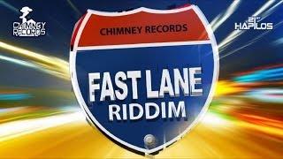 Fatal Flair - Hold On Tight (Raw) [Fast Lane Riddim] April 2014