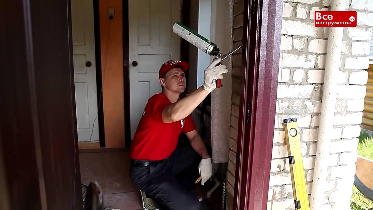 как купить входные двери - YouTube