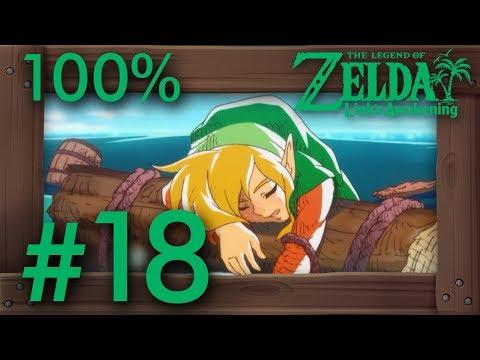 Zelda Link's Awakening (Switch): 100% Walkthrough Part 18 - Wind Fish's Egg & Finale