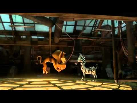 Bande-annonce :Madagascar 3 : Bons Baisers D'Europe