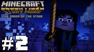 Minecraft Story Mode [Episode 1] - Part 2 - Lost Pig