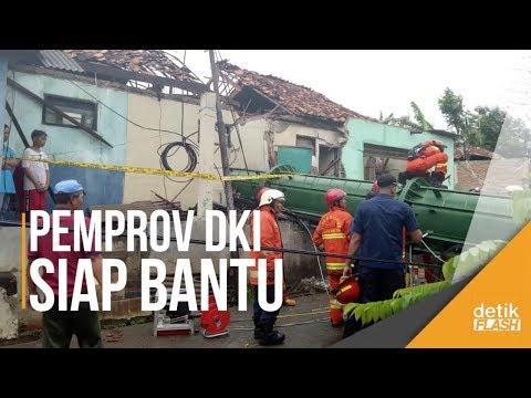 Pemprov DKI Siap Bantu Warga yang Rumahnya Tertimpa BTS!