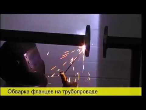 Монтаж оцинкованного шарового крана ЛД Стриж