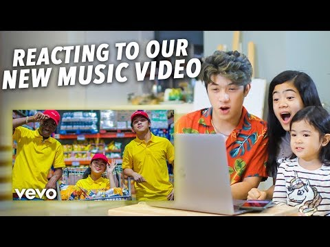 "Reacting To Our New Song ""DIP"" 