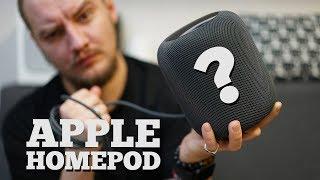 Колонка Apple HomePod - Прорыв или Провал?