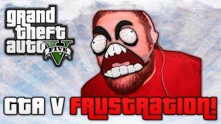 Grand Theft Auto 5 - Frustration (GTA V Funny Parody!)